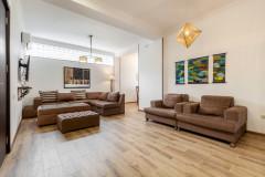 Kiralık 175 m² Apartman Dairesi in Rcheulishvili III blind alley