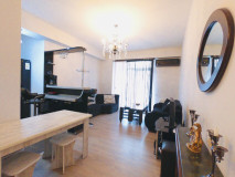 For Rent 90 sq.m. Apartment in Al. Kazbegi Ave.