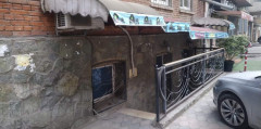 For Rent 50 sq.m. Commercial space in Paliashvili st.