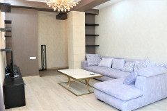 For Rent 110 sq.m. Apartment in Chovelidze st.