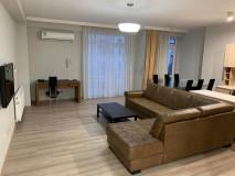 For Rent 118 sq.m. Apartment on Ir. Abashidze st.